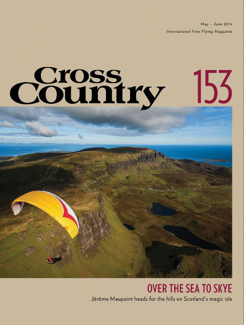 Cross Country 153, May / June 2014