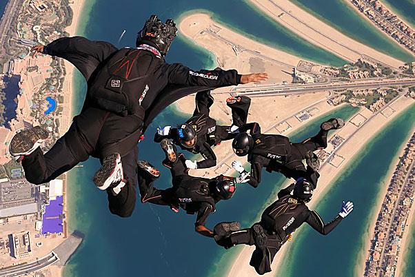 The FAI World Air Games 2015 will be held in Dubai