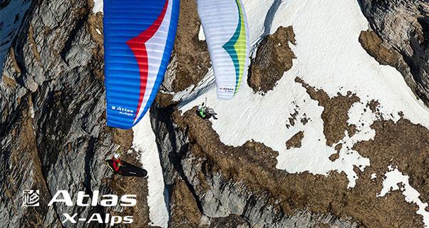 Gin Atlas X-Alps