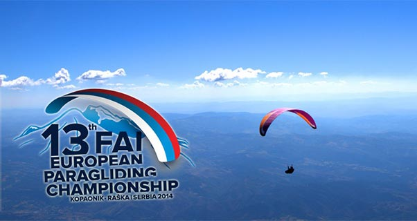 European Paragliding Championships 2014