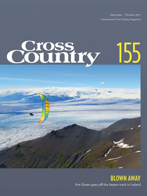 Cross Country 155: Iceland. Photo: Ant Green