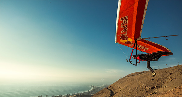 Destination: Paragliding and hang gliding in Chile | Cross Country