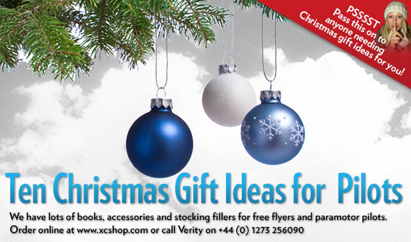 Christmas ideas for pilots