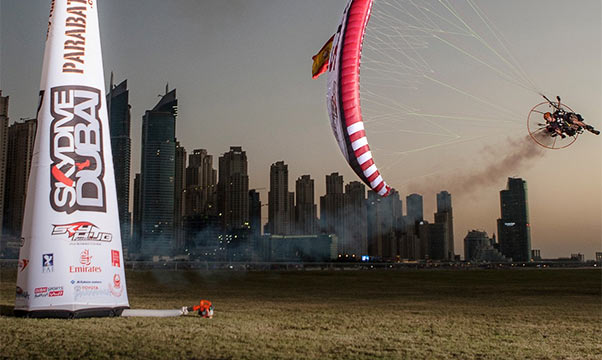 Paramotor Magazine And Cross Country Join Forces Cross