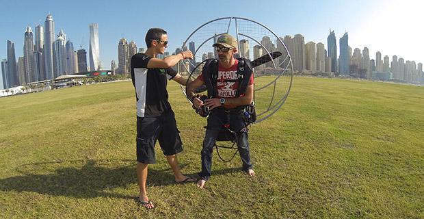 Starting up at Parabatix in Dubai