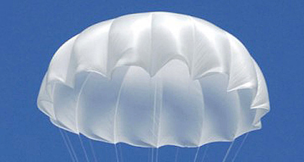 BGD Oops reserve parachute