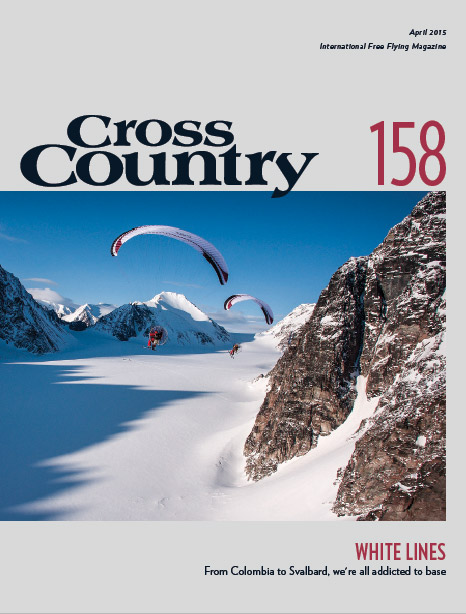 Cross Country 158, April 2015