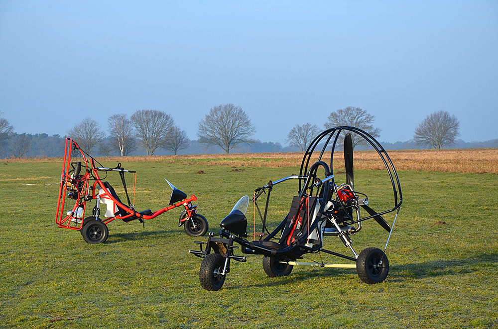 Fresh Breeze X-One trike | Cross Country Magazine – In the Core