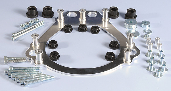 Polini Thor 200/250 Tractor Mounting Kit