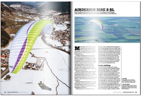 Air Design Rise 2 SL