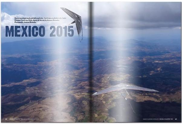 Mexico Hang Gliding World Championships 2015