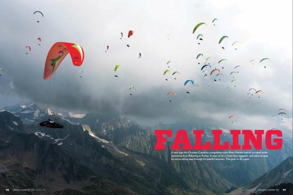 Falling - Brett Hazlett