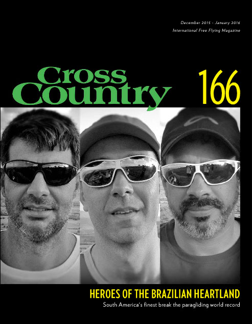 Cross Country 166