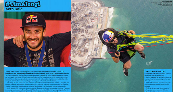 Tim Alongi World Air Games