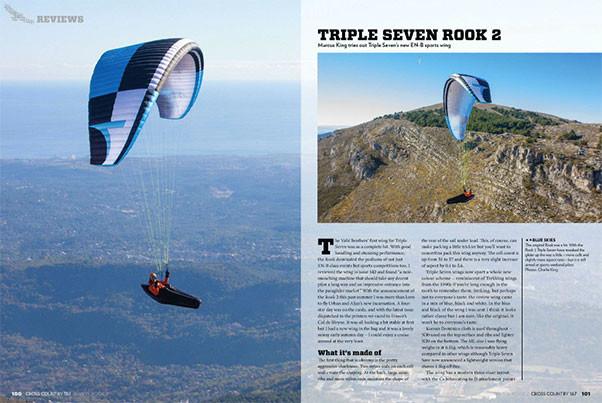 Triple Seven Rook 2 review
