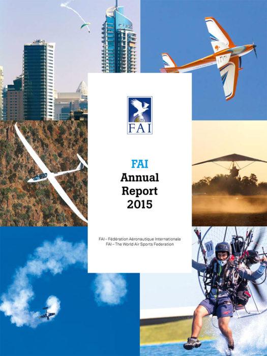 FAI 2015 Annual Report