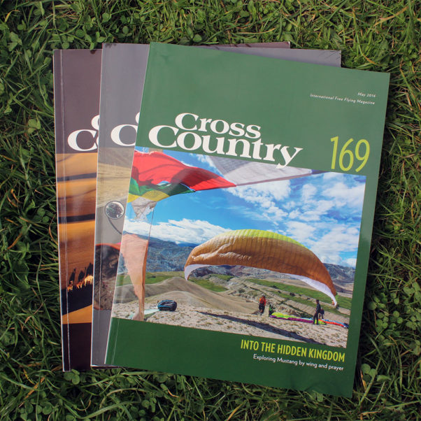 Cross Country 169 May 2016