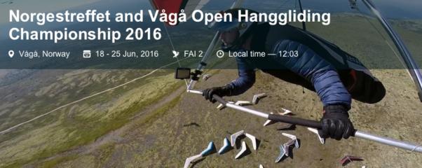 Vågå Hg Open 2016