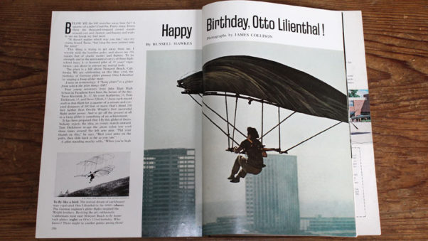 Happy Birthday Otto Lilienthal