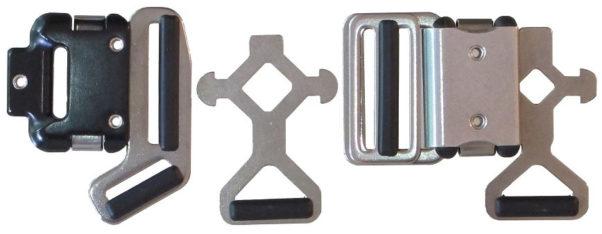 Click-Lock Finsterwalder buckles