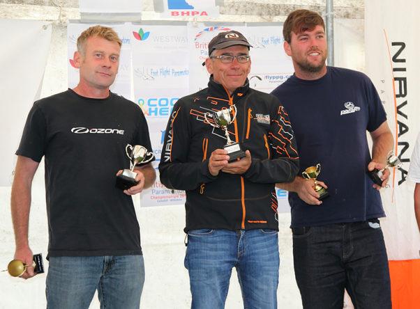 British Paramotor Championships 2016