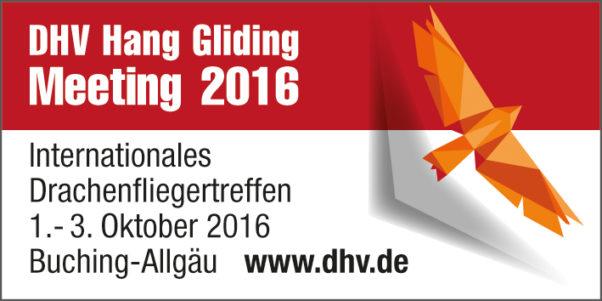DHV hang glider meeting 2016