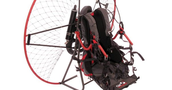 Lightweight paramotor gear
