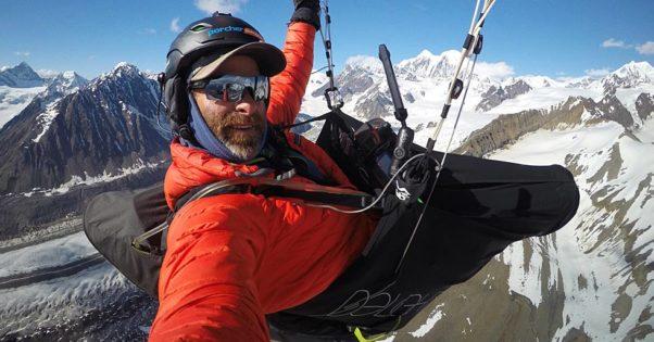 Gavin McClurg in Alaska