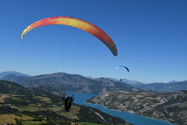 French Paragliding Women's Open