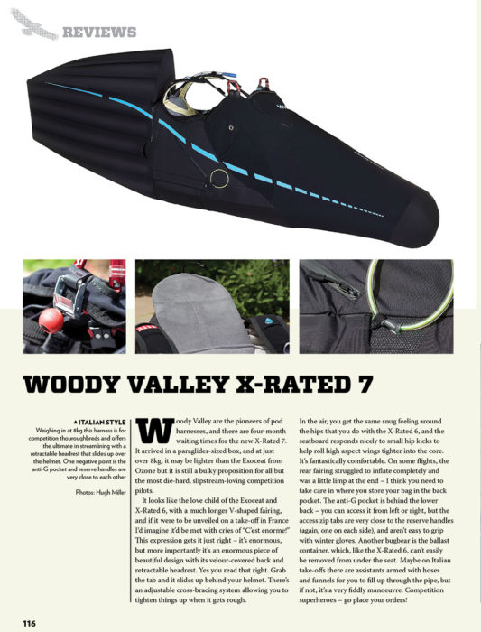 Woody Valley X-Rated 7 review in Cross Country 173
