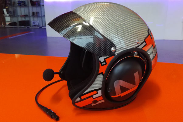 Nirvana FC5 helmet