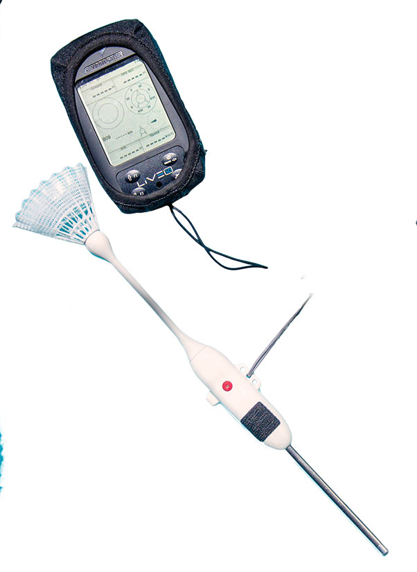 Flymaster's new True Air Speed (TAS) probe