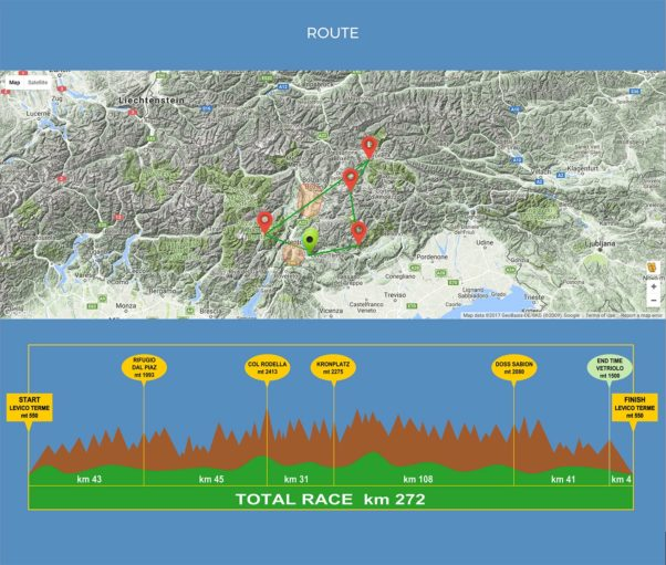 Dolomiti SuperFly: hike-and-fly race @ Levico Terme | Trentino-Alto Adige | Italy