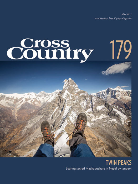 Cross Country May 2017