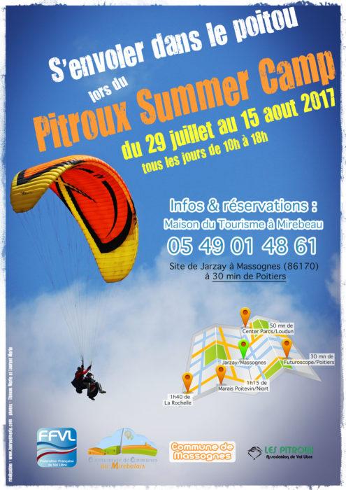 Pitroux Summer Camp