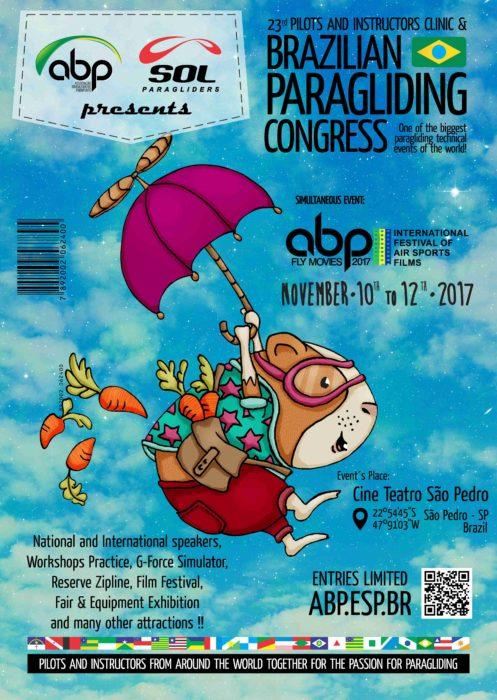 Brazilian Paragliding Congress