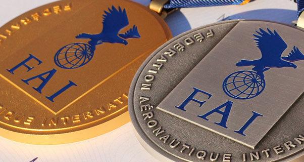 FAI-Medals
