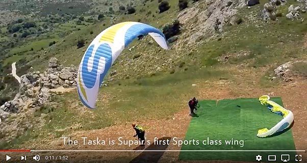 Supair Taska video review