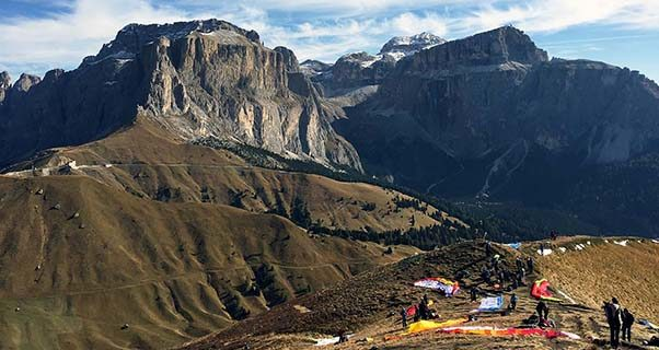 Fassa-Sky-Expo-Take-Off-Dolomites