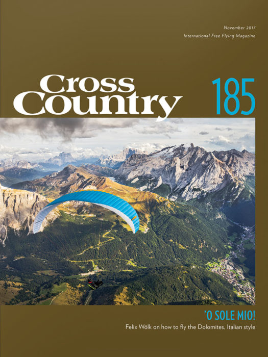 Cross Country 185 November 2017 Felix Woelk