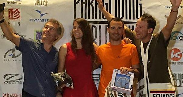PWC Ecuador 2017 podium