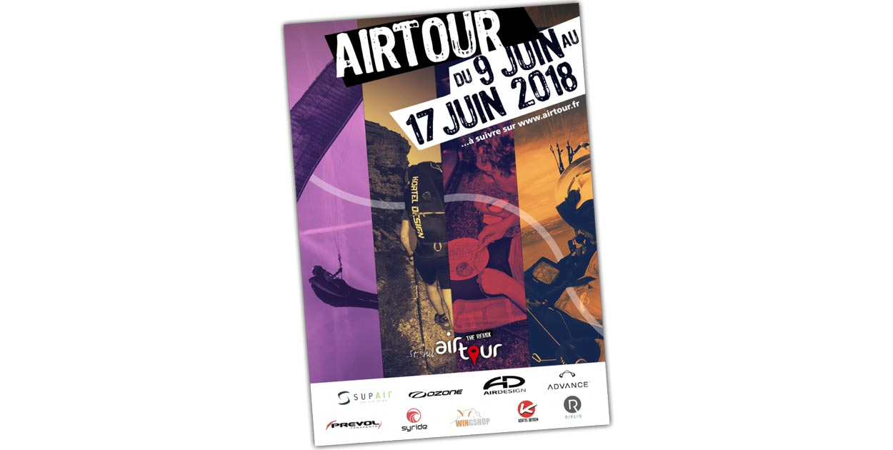Airtour 2018, France @ Saint-Hilaire | Auvergne-Rhône-Alpes | France