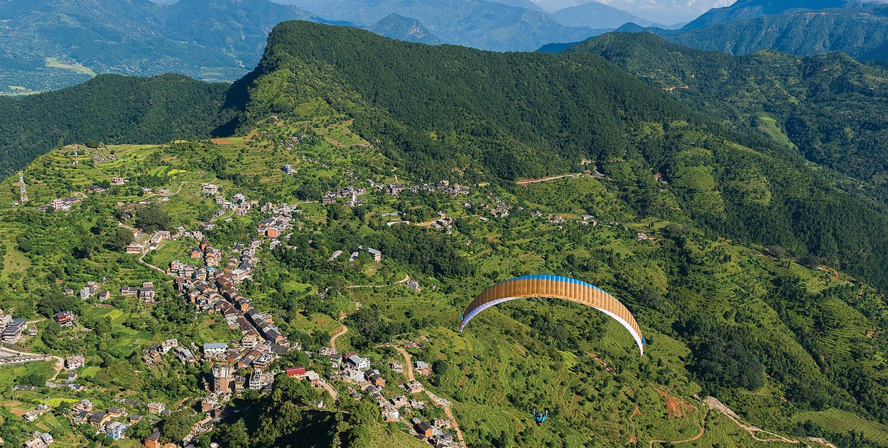 Bandipur, Nepal. Photo: Andy Busslinger