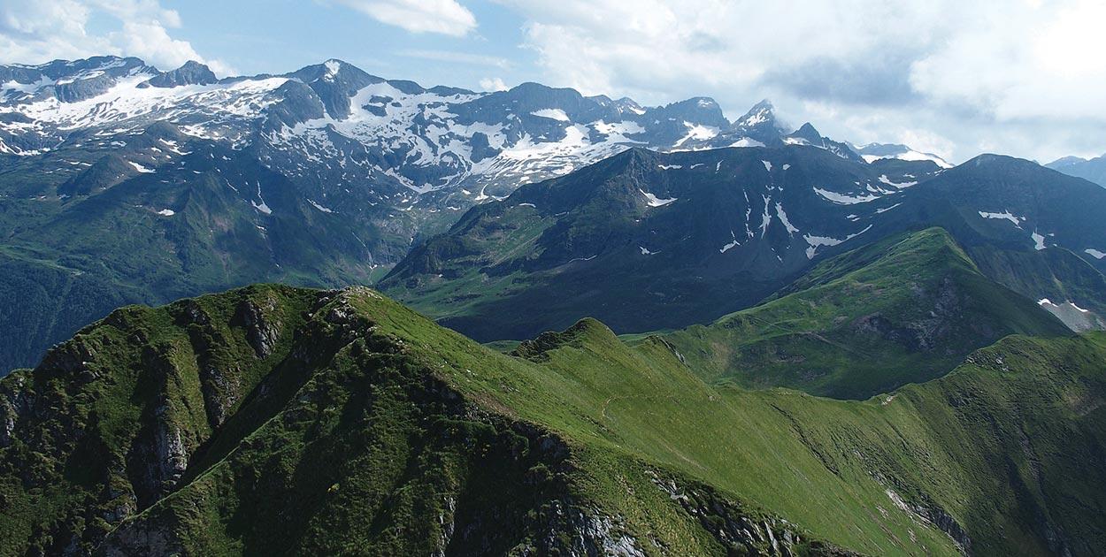 Céciré, Pyrenees
