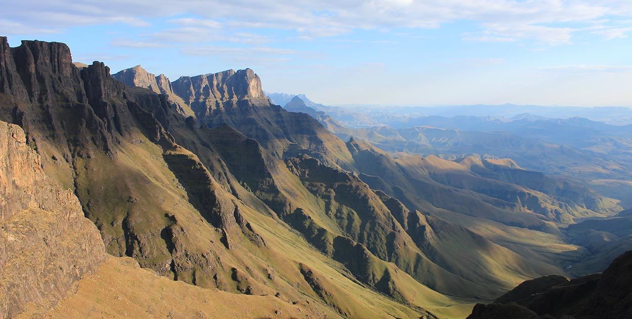 The beautiful Drakensberg. Photo: Alistair Stuart