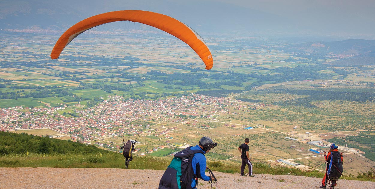 Gostivar, Macedonia. Photo: Marcus King