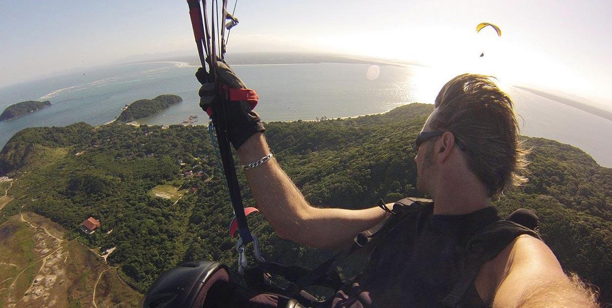 Ilha do Mel, Brazil. Photo: Bora
