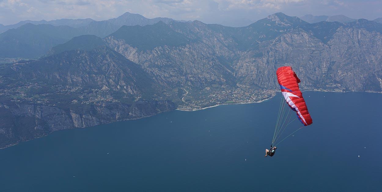 Lake Garda, Italy. Photo: Gudrun Öschl, profly.org