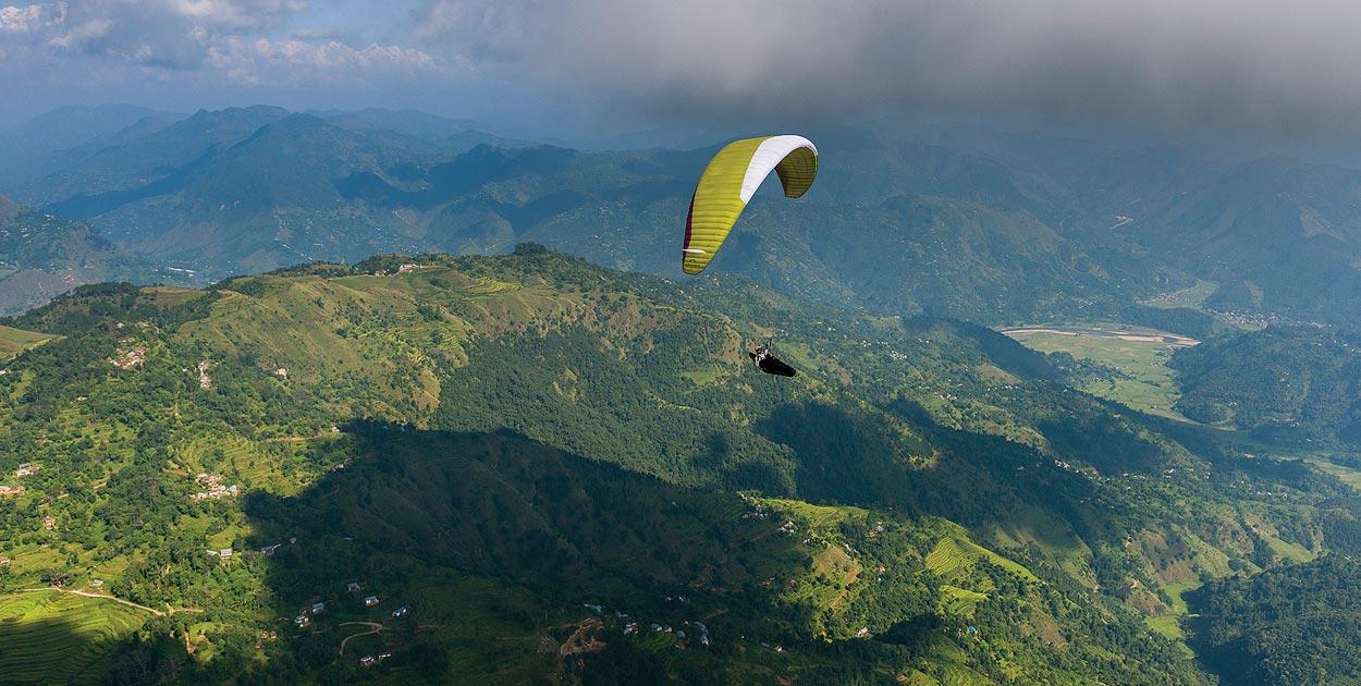 Sirkot, Nepal. Photo: Andy Busslinger