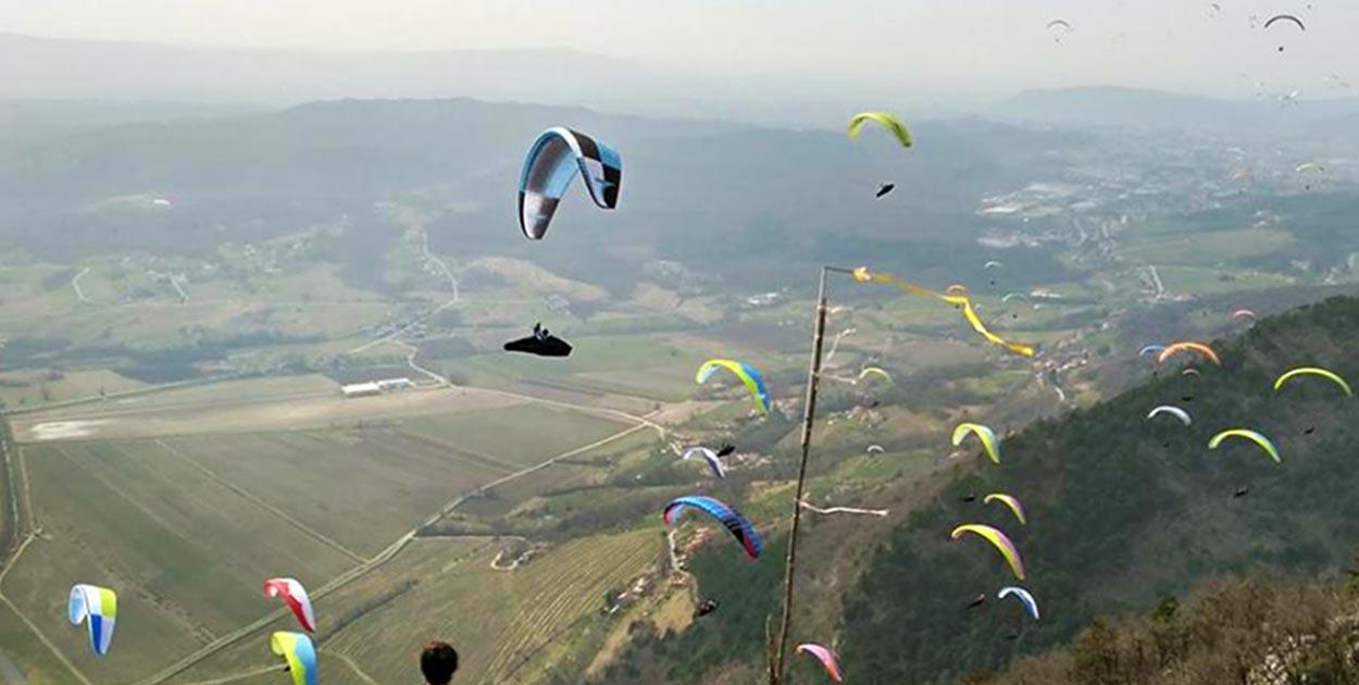 Paragliding Winter Cup 2018, Nova Gorica, Slovenia @ Nova Gorica | Nova Gorica | Slovenia